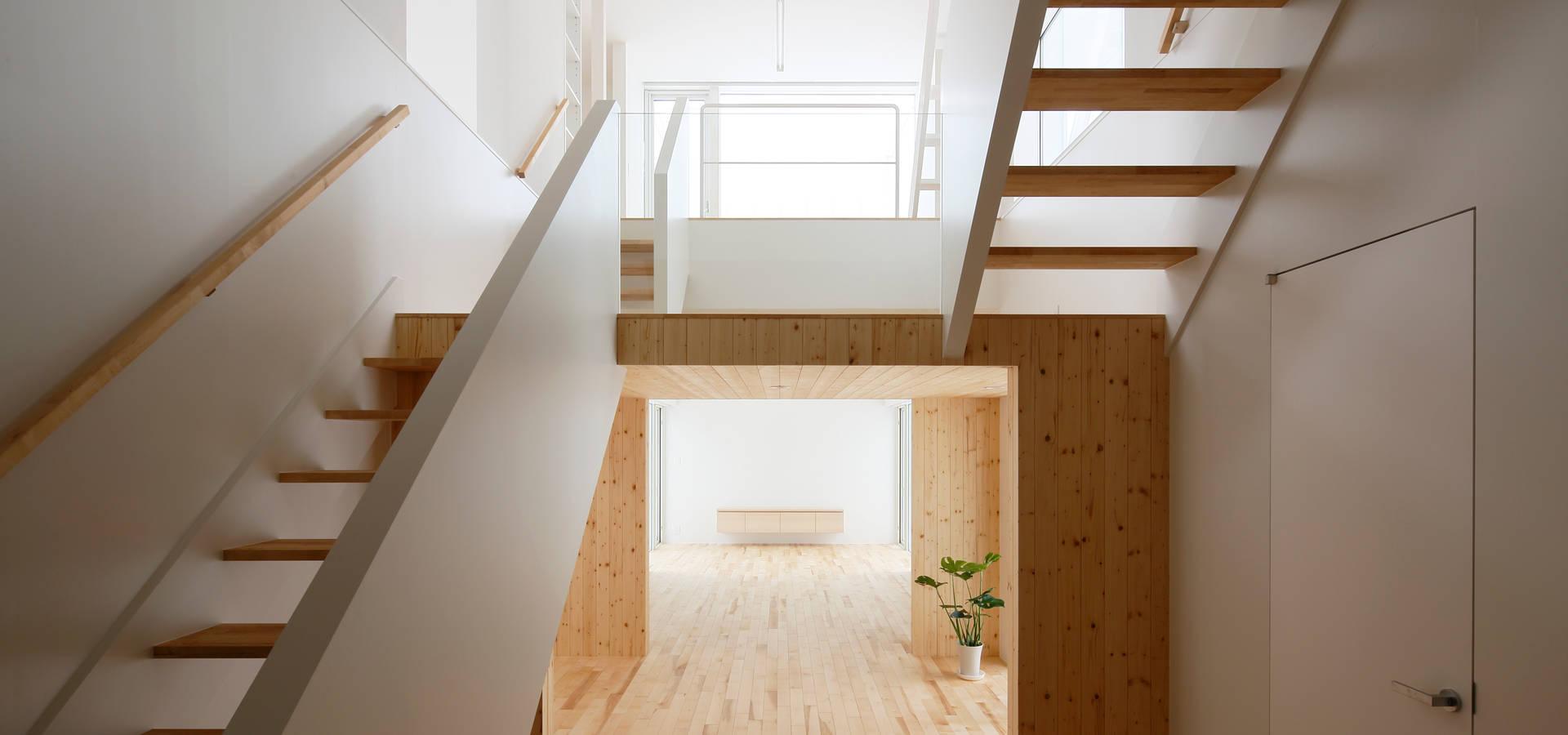 一色玲児 建築設計事務所 / ISSHIKI REIJI ARCHITECTS