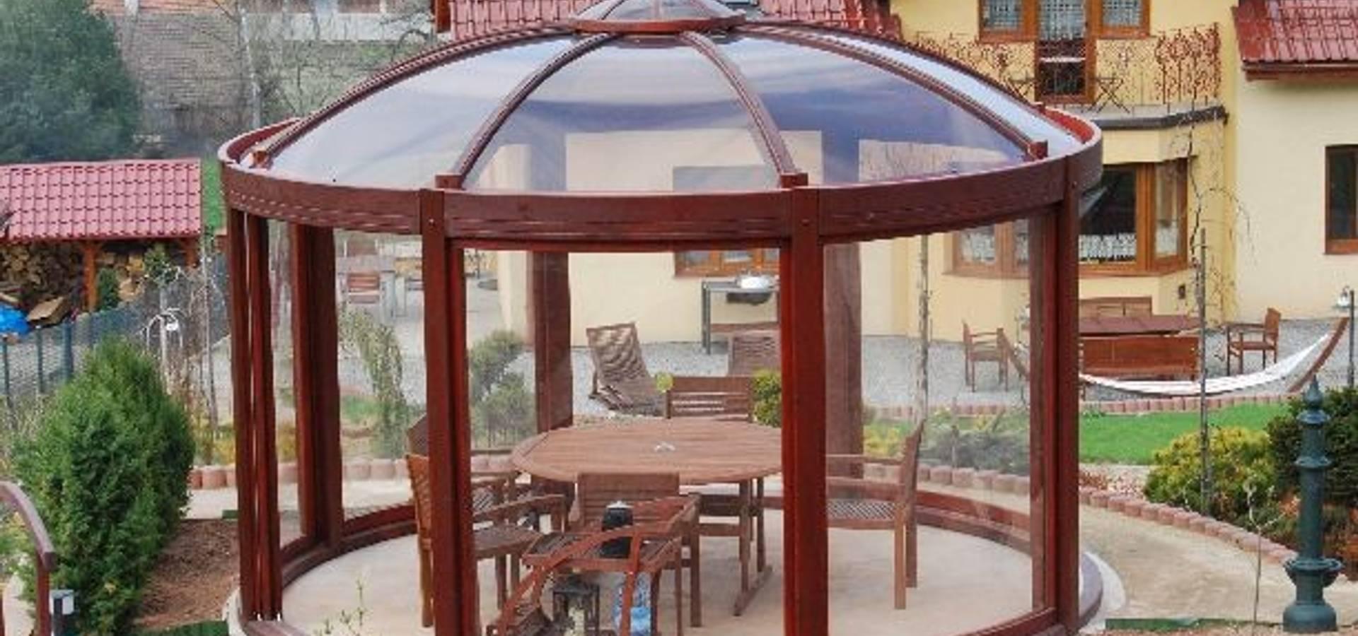EcoCurves – Bespoke Glulam Timber Arches
