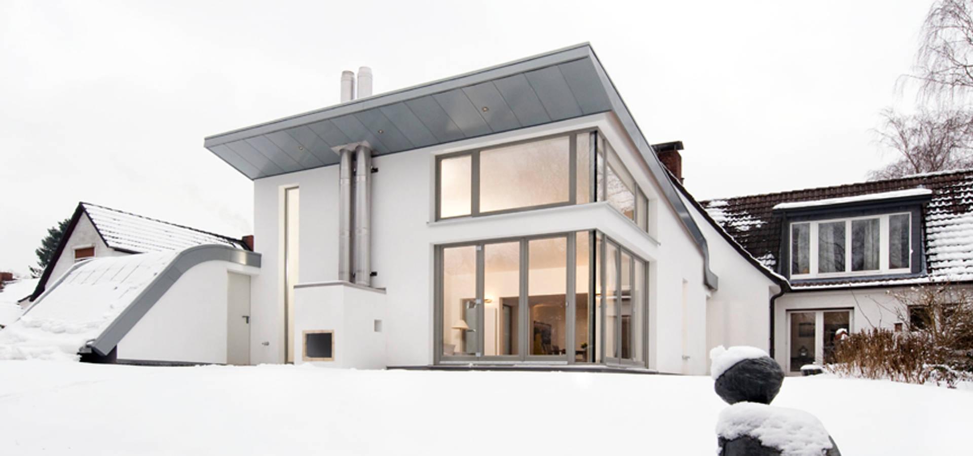 Architekt Hamburg um und anbau hamburg sasel and8 architekten aisslinger