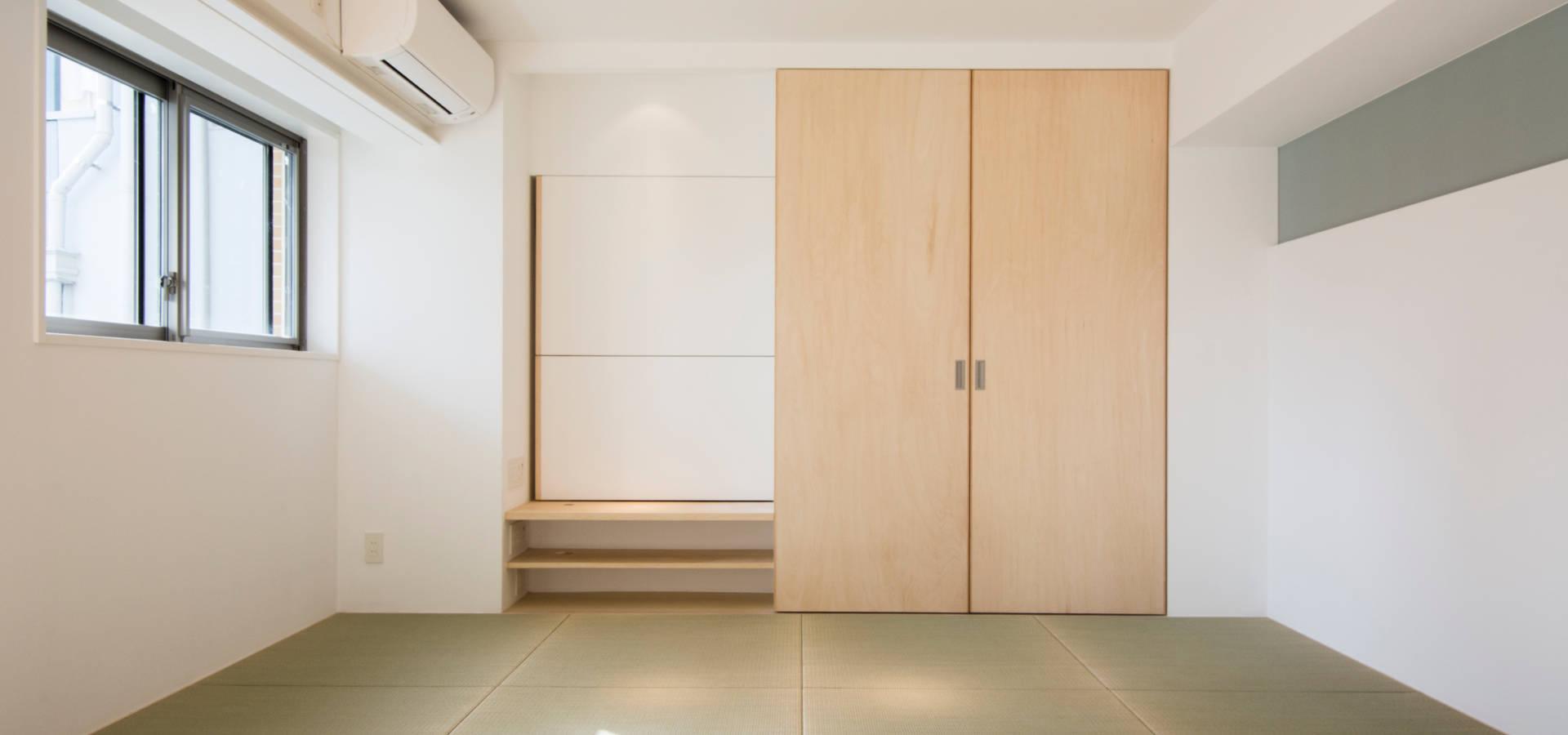 一級建築士事務所 狩谷泰男アーキテクツ / Kariya Yasuo Architects
