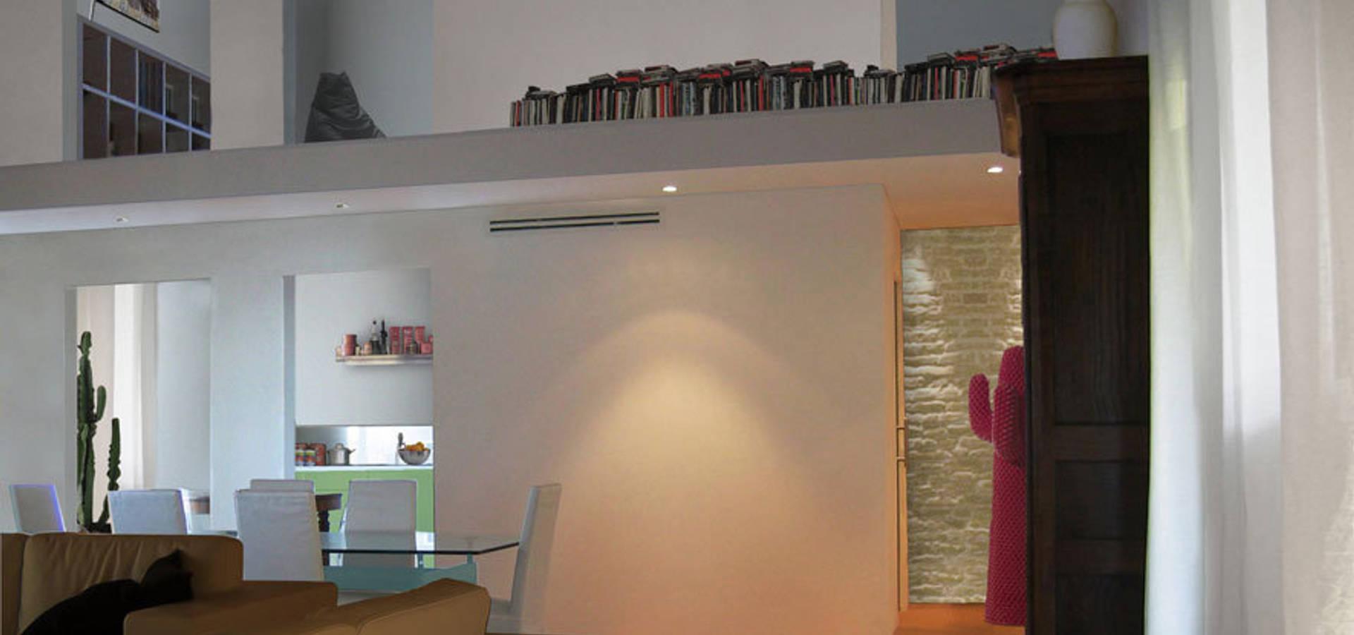 Appartamento al mare de filippo coltro architetto homify for Appartamento al mare design