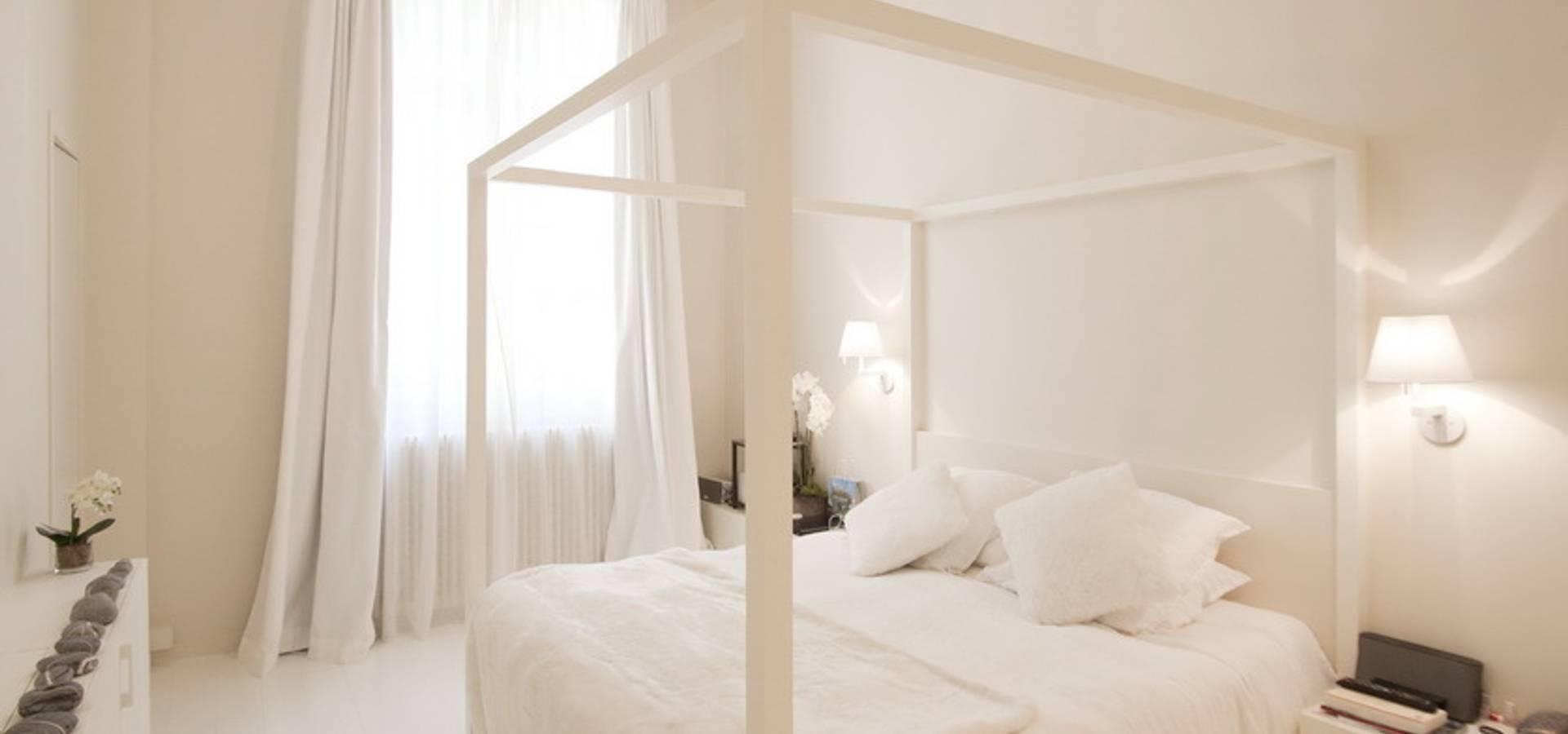 appartement luxembourg de feld architecture homify. Black Bedroom Furniture Sets. Home Design Ideas