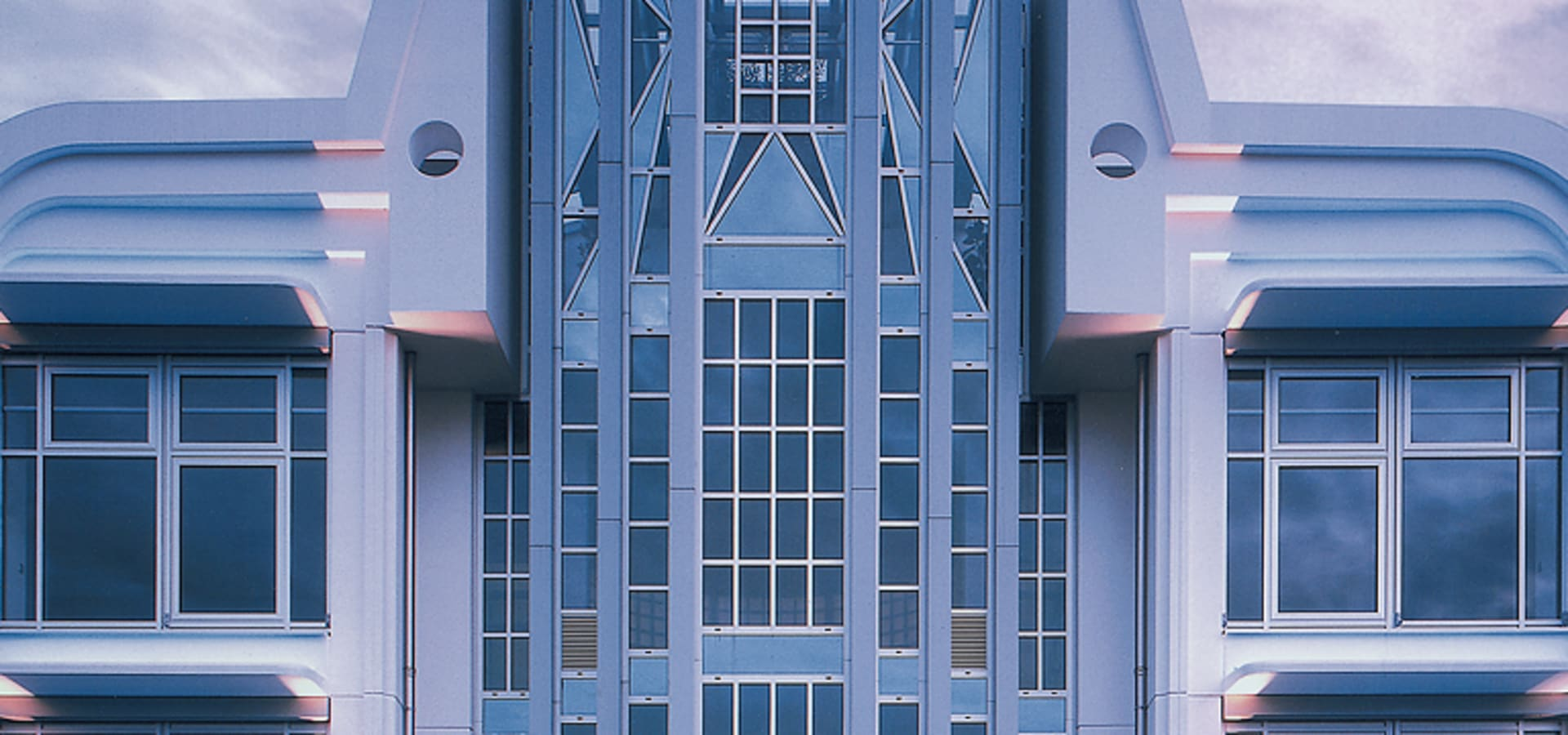 Lehmann Art Deco Architekt