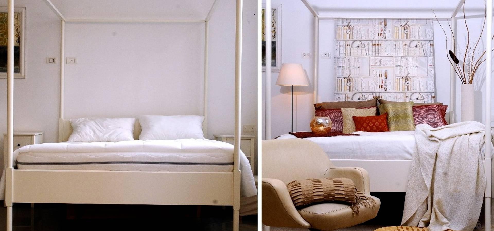 Allestimenti di home staging Camera da letto, von Karisma ...