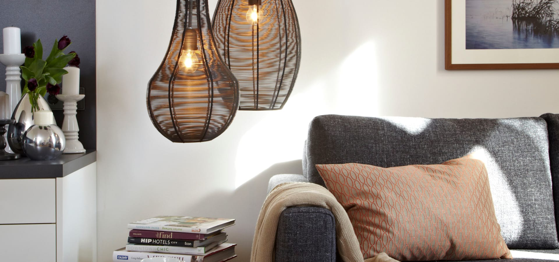 sofa flieder blumen 01 por ute g nther wachgek sst homify. Black Bedroom Furniture Sets. Home Design Ideas