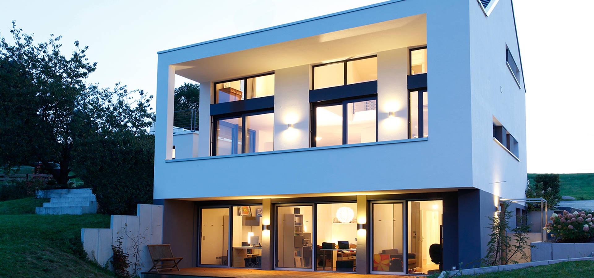 Neubau Einfamilienhaus by BITSCH + BIENSTEIN Architekten GbR BDA ...