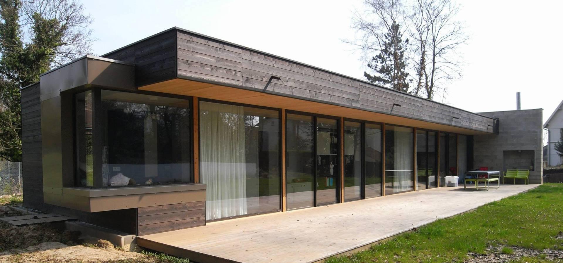 Allegre + Bonandrini architectes DPLG