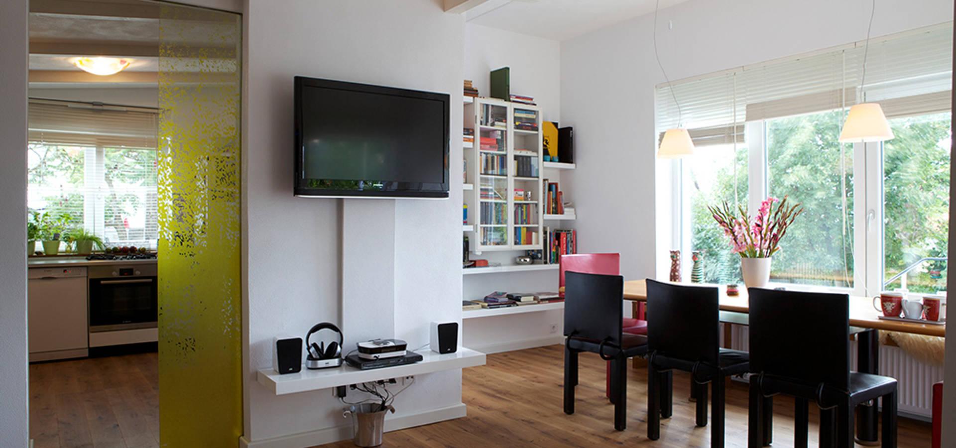 umbau einer schreinerei zu lofts loft 3 por tbia. Black Bedroom Furniture Sets. Home Design Ideas