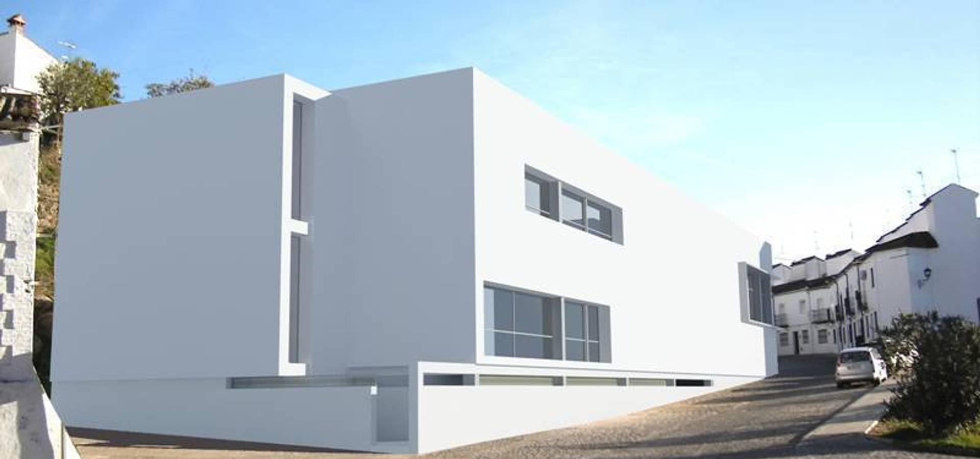 Rehabilitacion de edificio en el albaicin by estudio de for Estudio de arquitectura