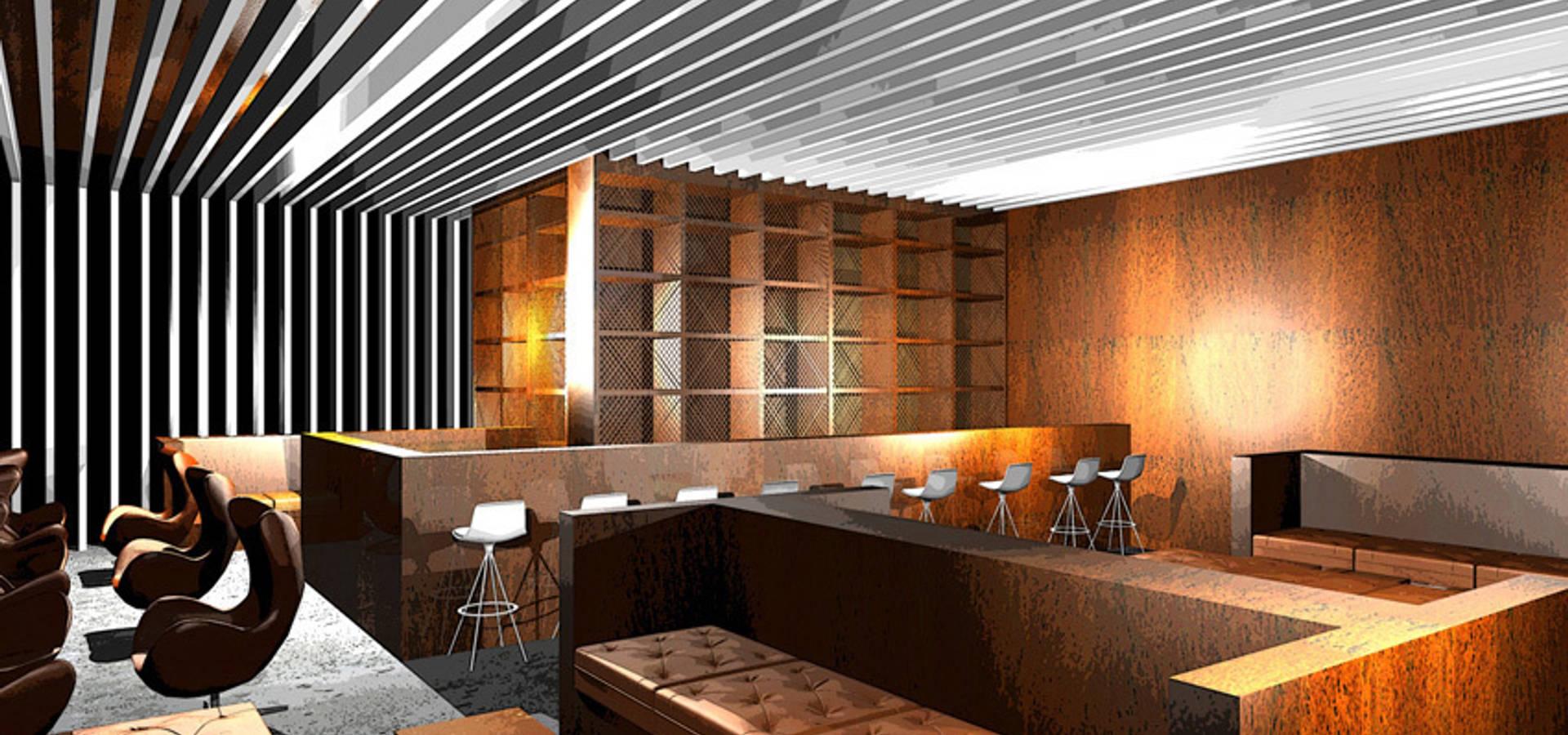 Entwurf und Konzept - Bar in Berlin von Büro VonSchöngestalt | homify