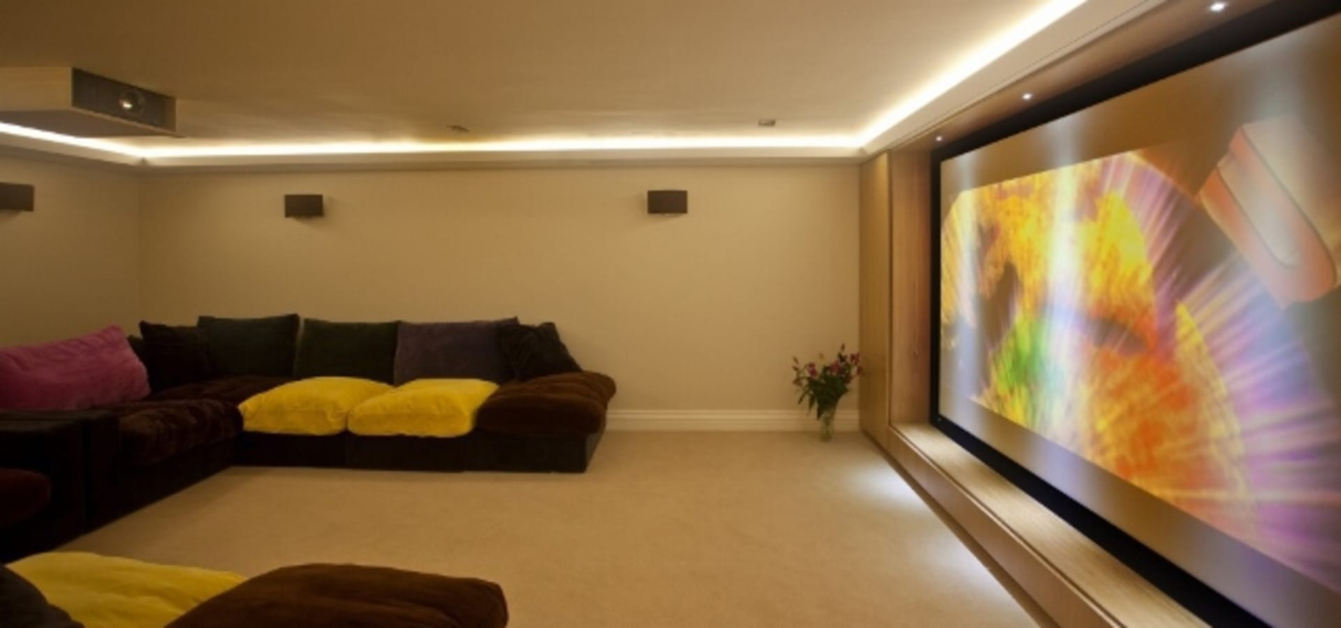 North Yorkshire Home Automation Lighting And Media
