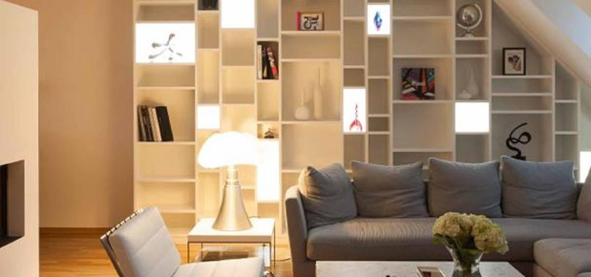 Loft à Luxembourg by Les Pampilles - Architecture d\'intérieur | homify