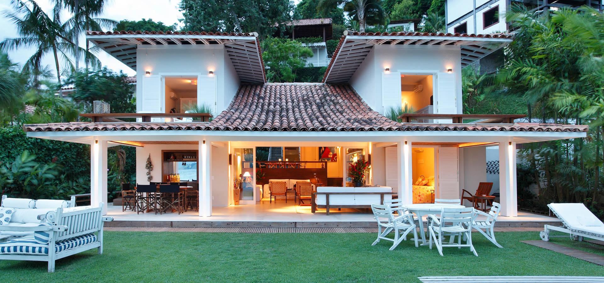 Casa angra i por escala arquitetura homify for Homify casas