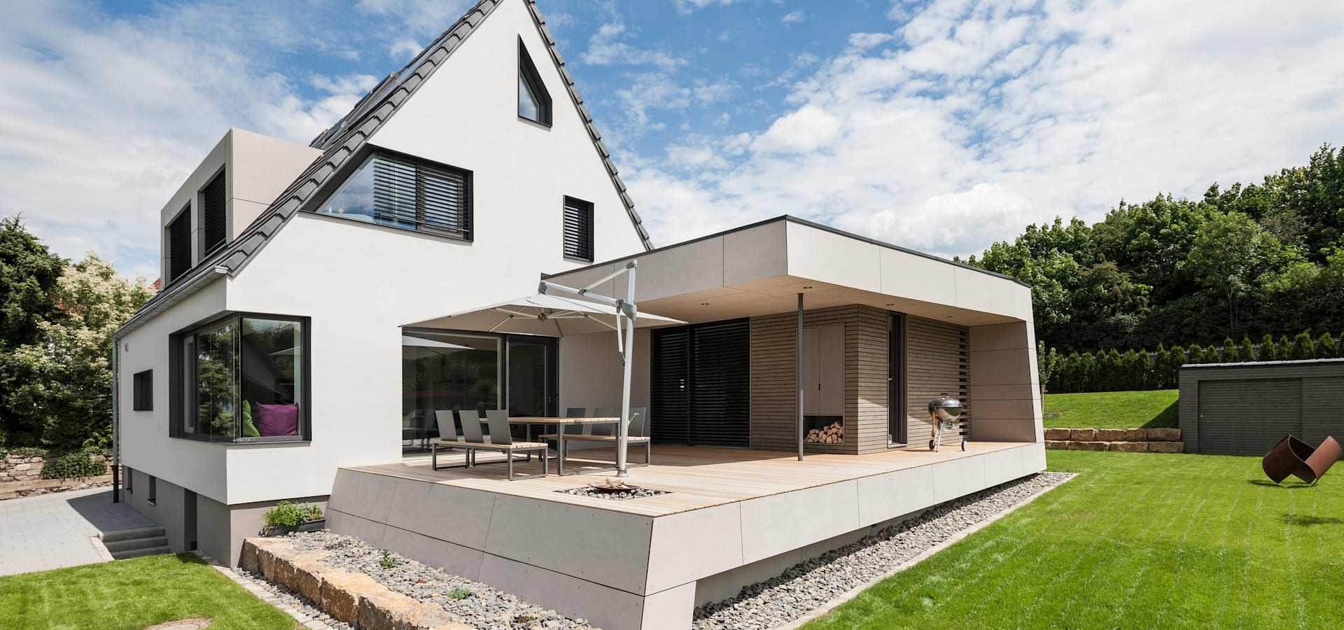 Um Und Anbau Wohnhaus Wukowojac In Mellrichstadt Von Wukowojac
