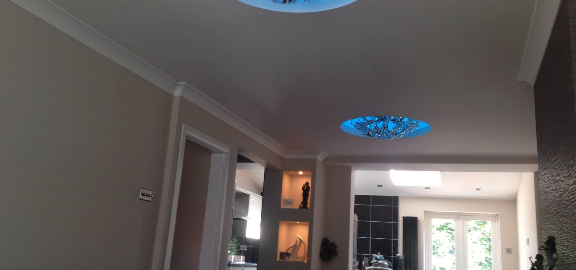 Lancashire design ceilings
