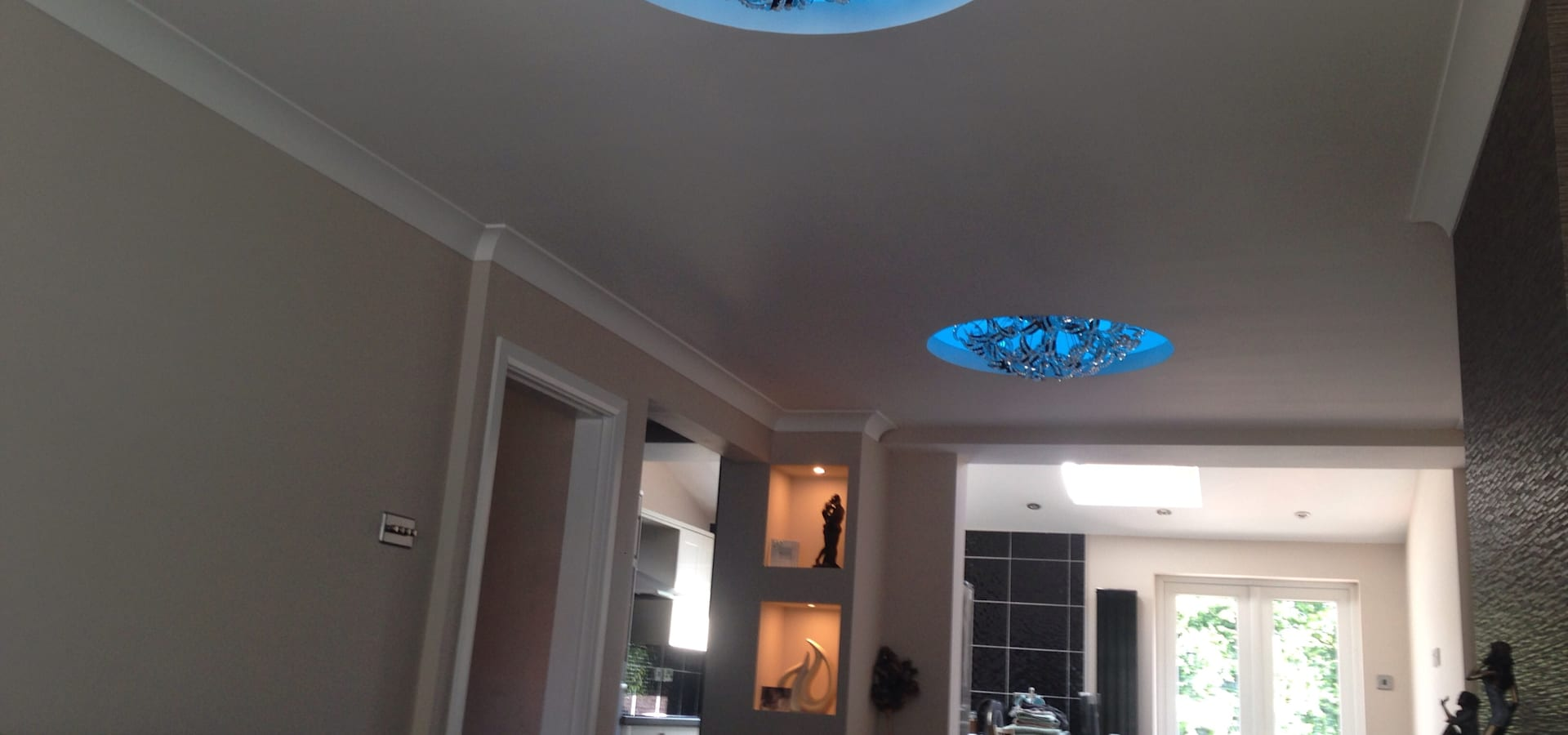 Lancashire design ceilings