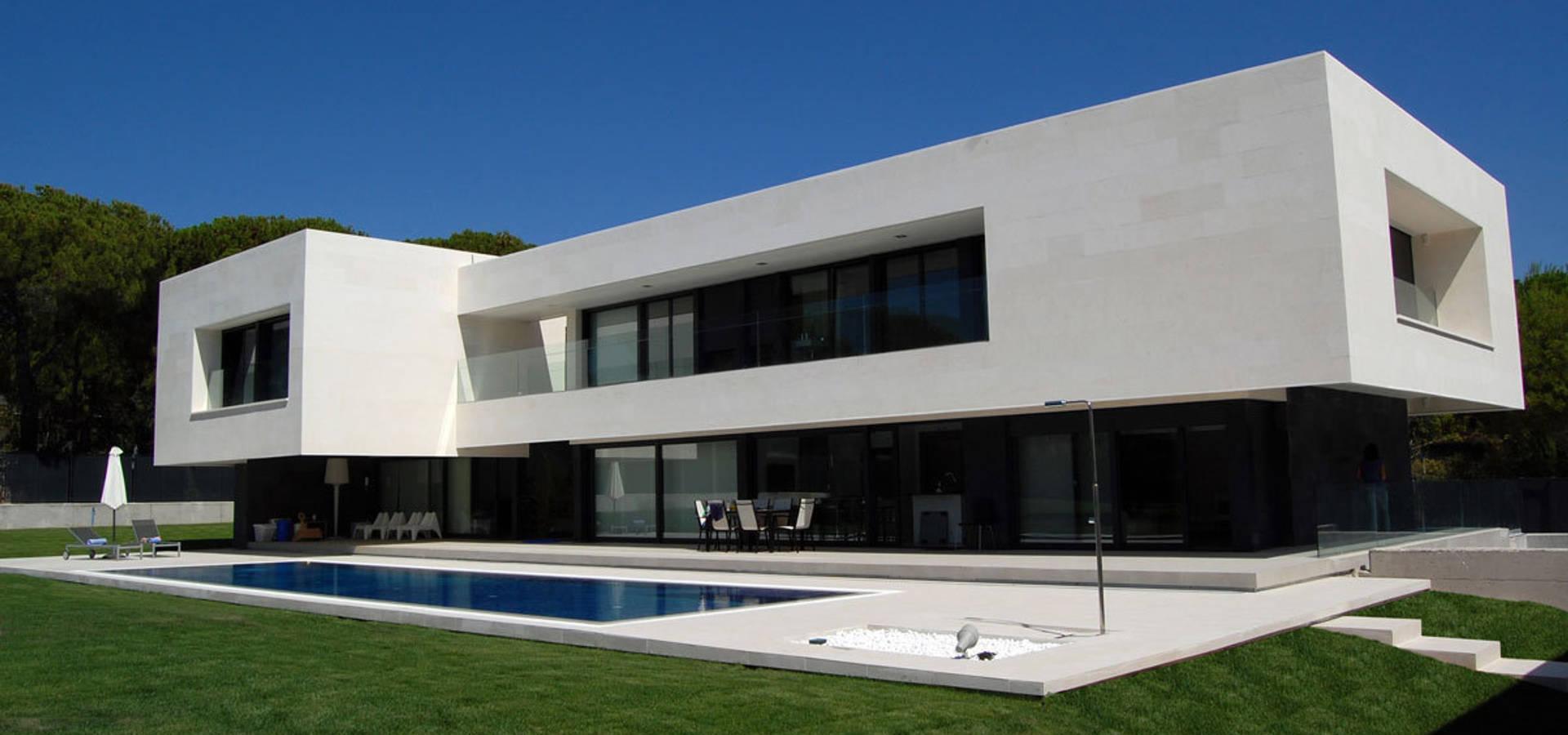 Marta gonz lez arquitectos arquitectos en madrid homify - Marta gonzalez arquitecto ...