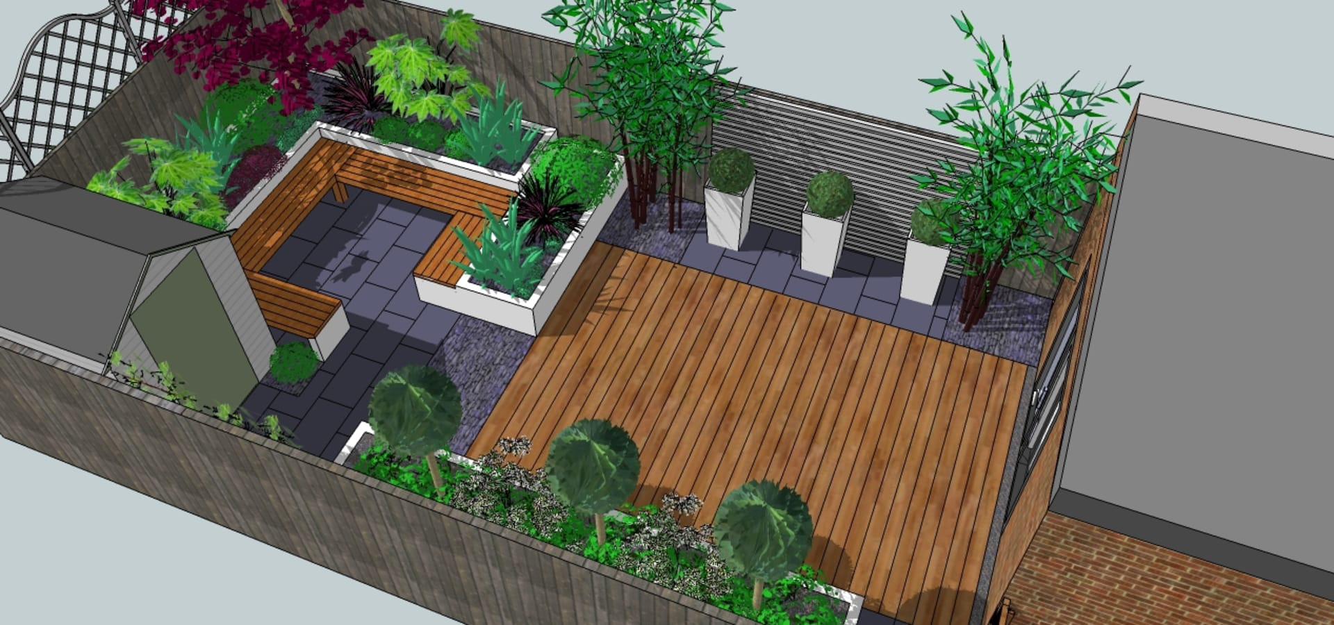 Bea Ray Garden Design Ltd