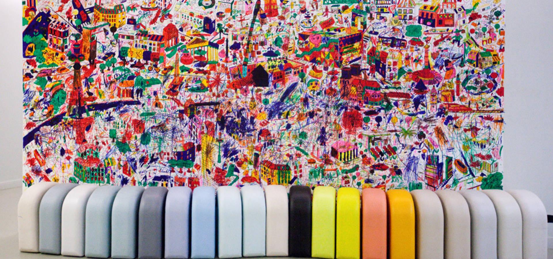 Omy Coloriage Paris Hotelhetgetij