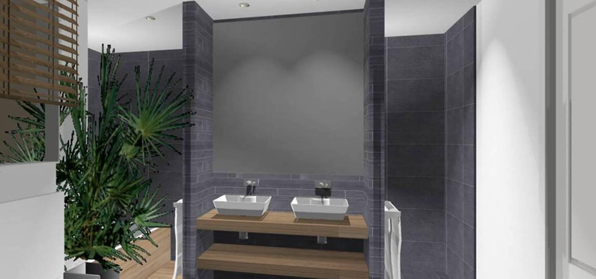 Agence Concept Decoration Salle De Bains Zen Homify