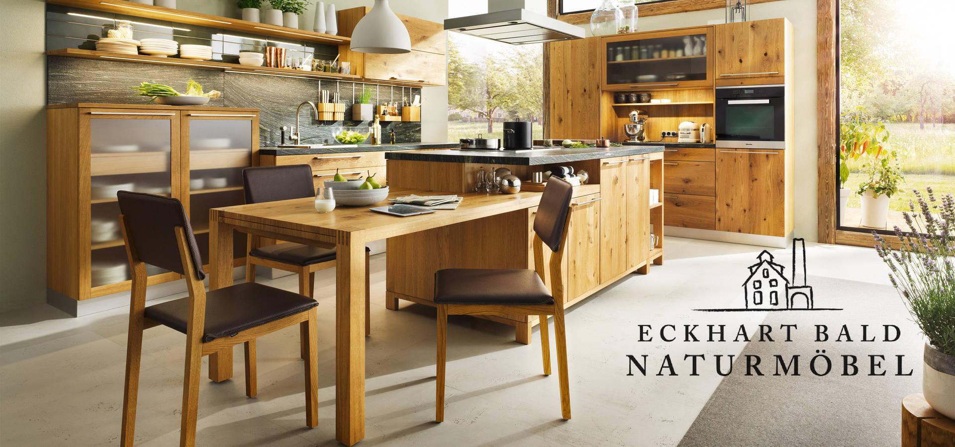 designer k chen von team 7 di eckhart bald naturm bel homify. Black Bedroom Furniture Sets. Home Design Ideas
