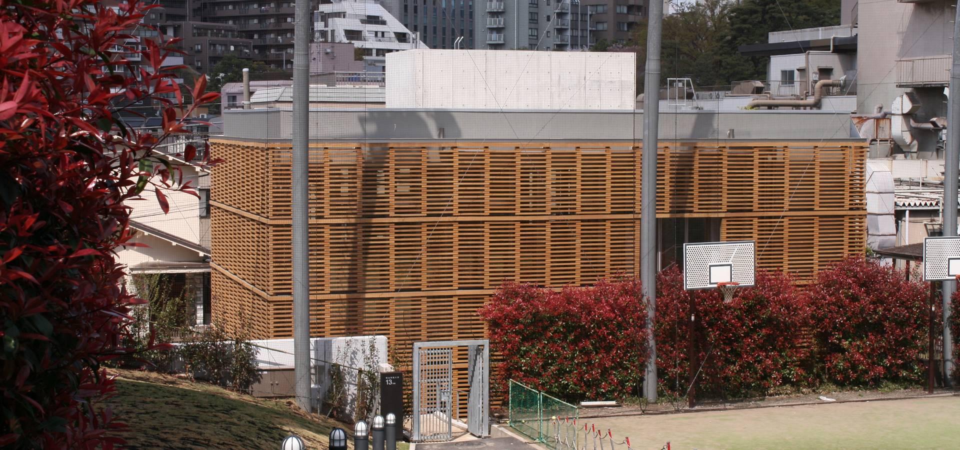 Yoshiharu Shimazaki Architect Studio,INC