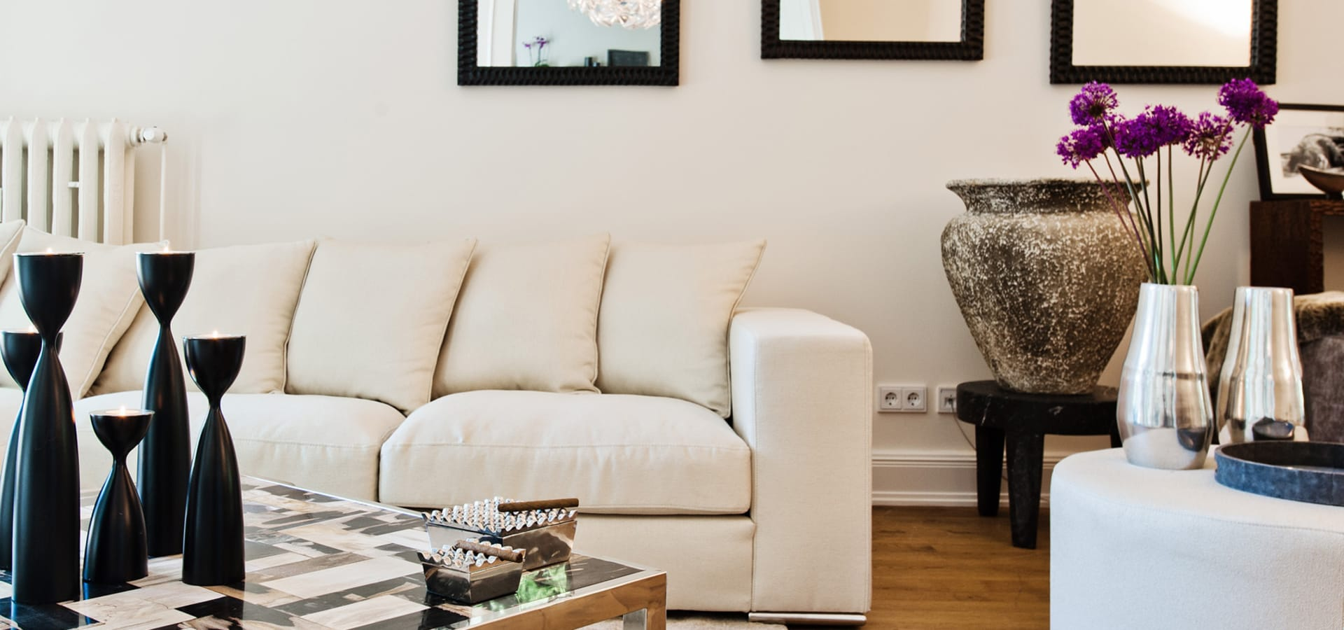 beistelltische couchtische hocker por amaris elements. Black Bedroom Furniture Sets. Home Design Ideas