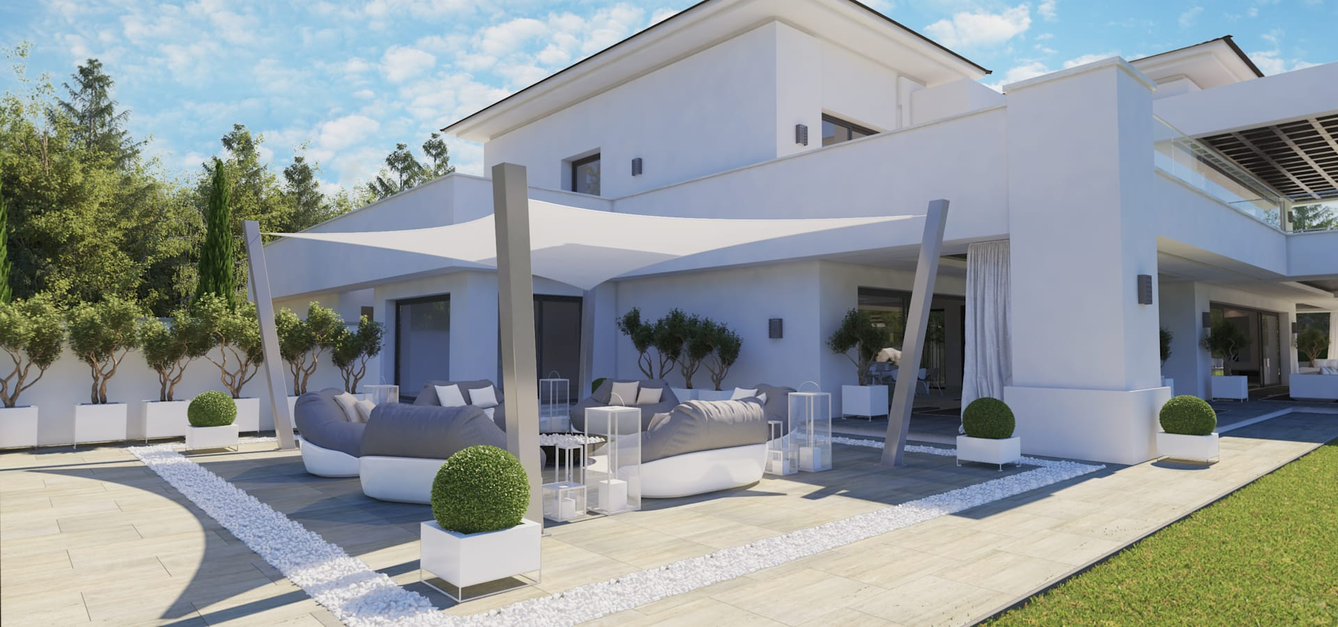 Do ana sotogrande de ark arquitectos homify for Arquitecto sotogrande