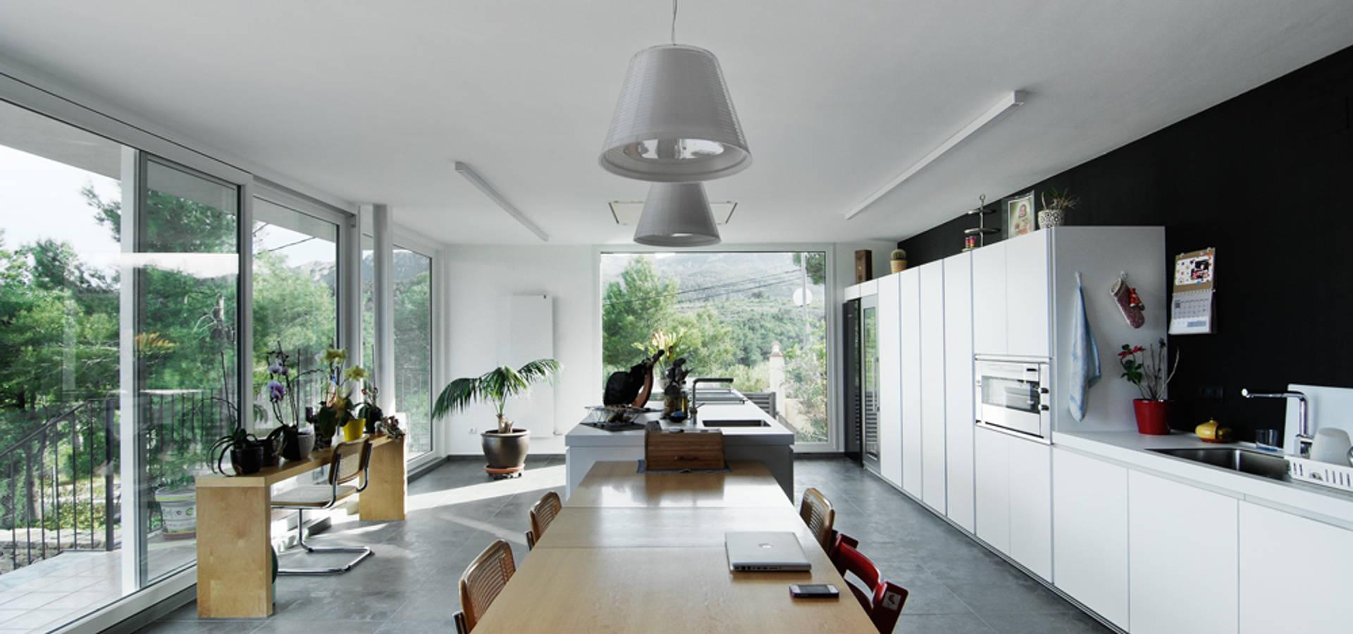 Jofre roca arquitectes arquitectos en barcelona homify - Despacho arquitectura barcelona ...