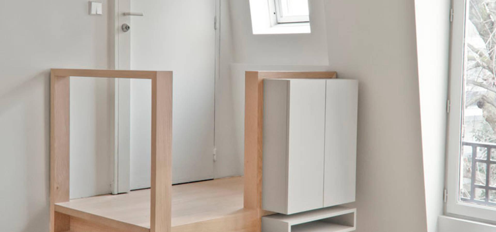 avenue de wagram de atelier sylvie cahen homify. Black Bedroom Furniture Sets. Home Design Ideas