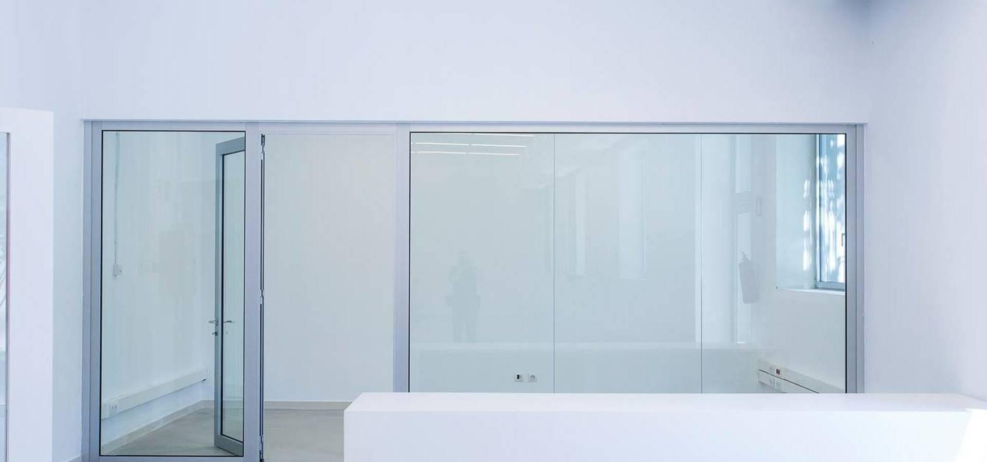 Estudio kaw oficina comercial de los paises bajos en barcelona homify - Consulado holandes barcelona ...