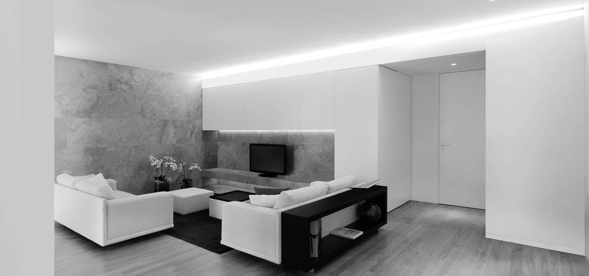 Alessandro corona piu architetto architetti a italia homify for Case ristrutturate da architetti foto