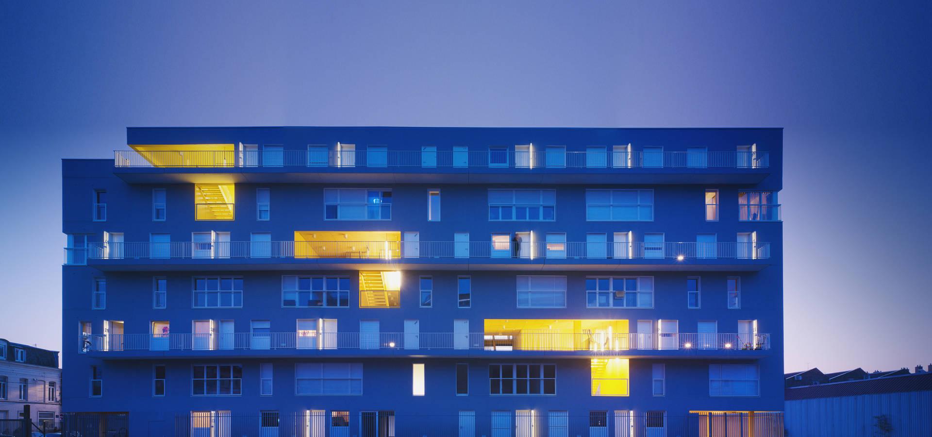 machu picchu 53 logements et espaces partag s r sidence jeanne leclercq lille de sophie. Black Bedroom Furniture Sets. Home Design Ideas
