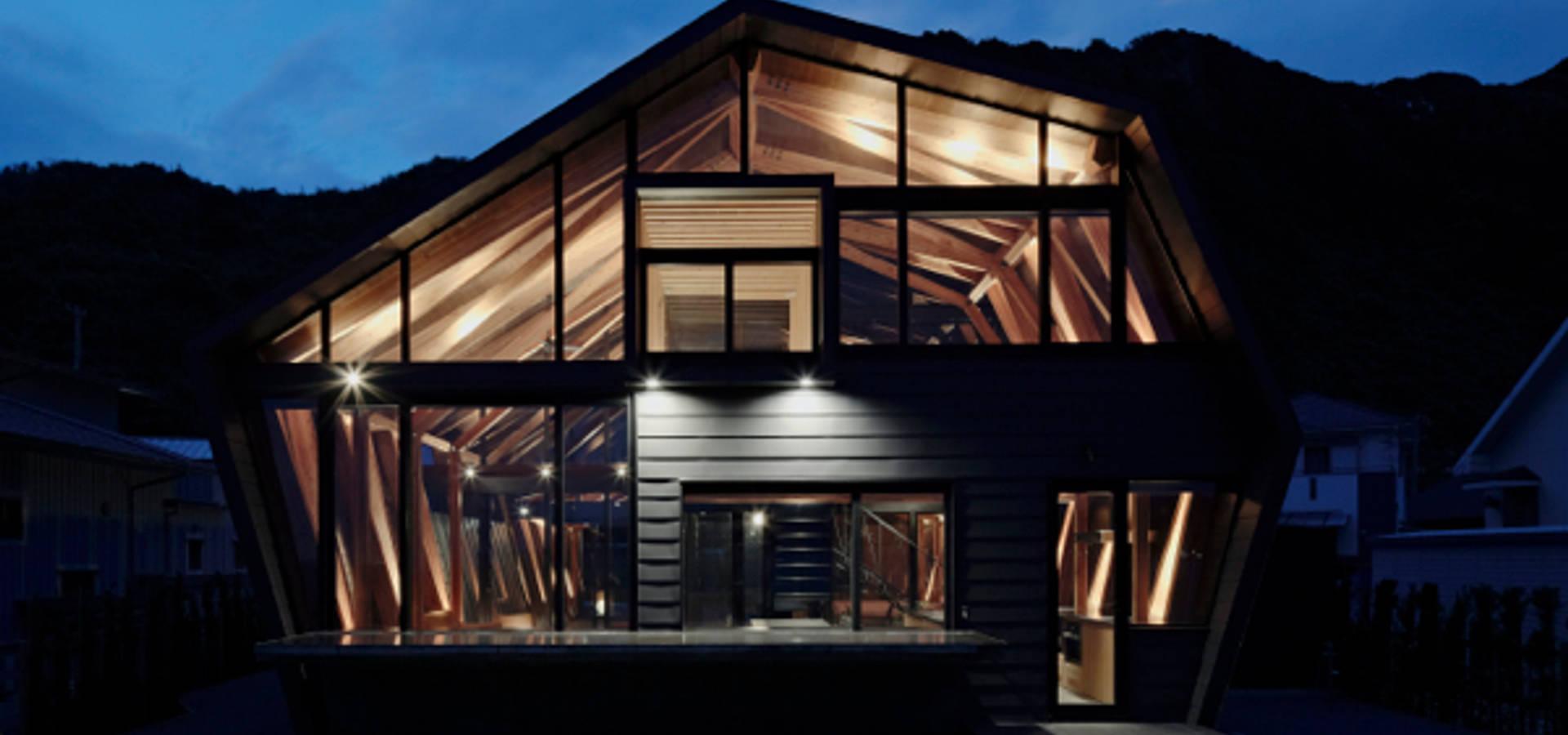 Takeshi Hirobe Architects /株式会社 廣部剛司建築研究所