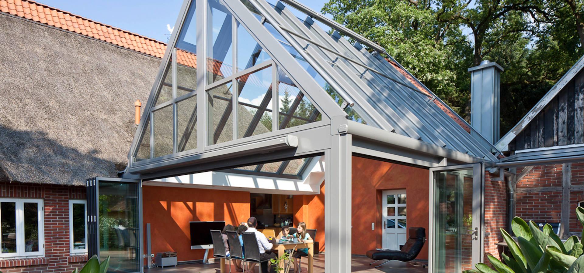 Favorit Friedrich Ahlers GmbH: Fenster in Oldenburg | homify DQ07
