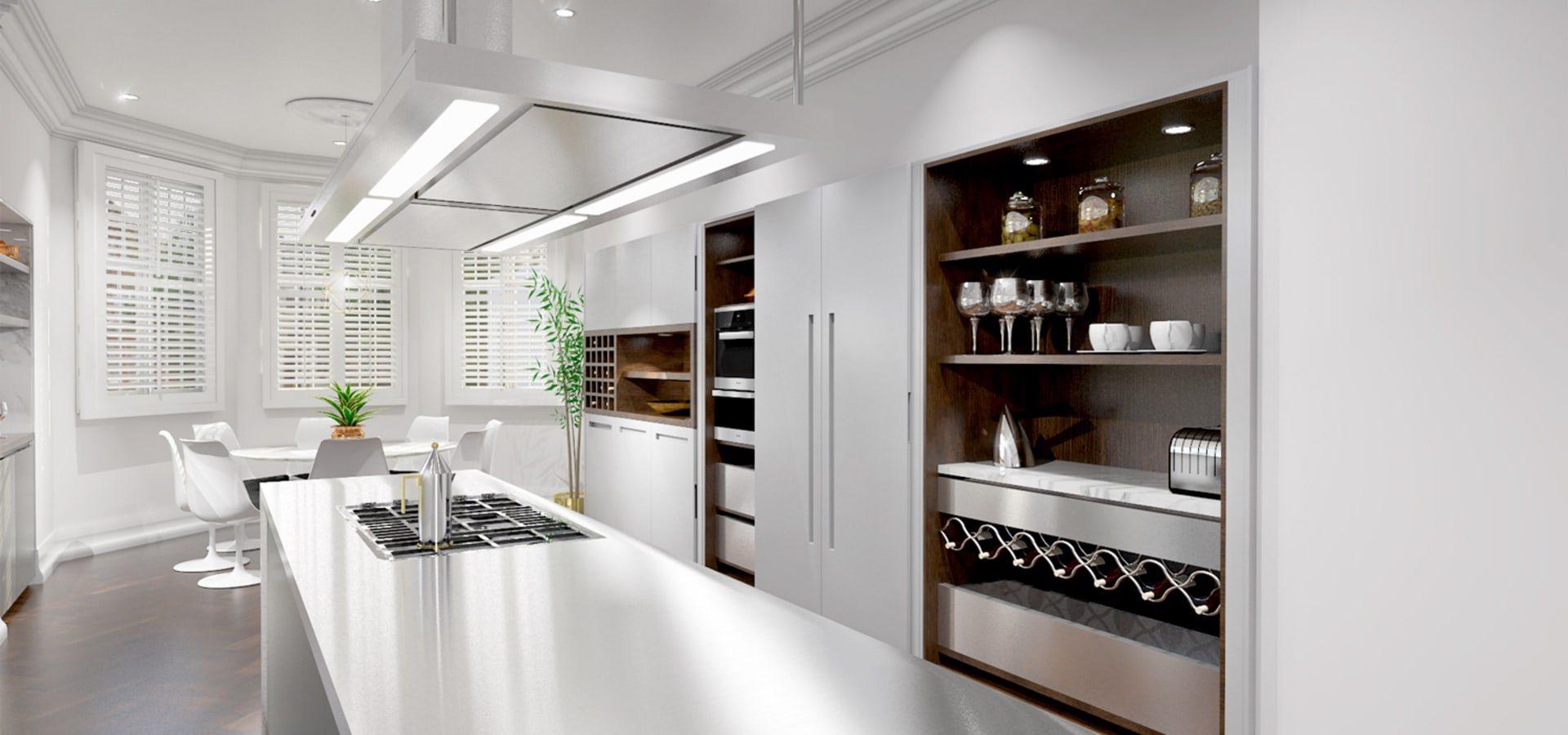 Captivating Outsourcing Interior Design