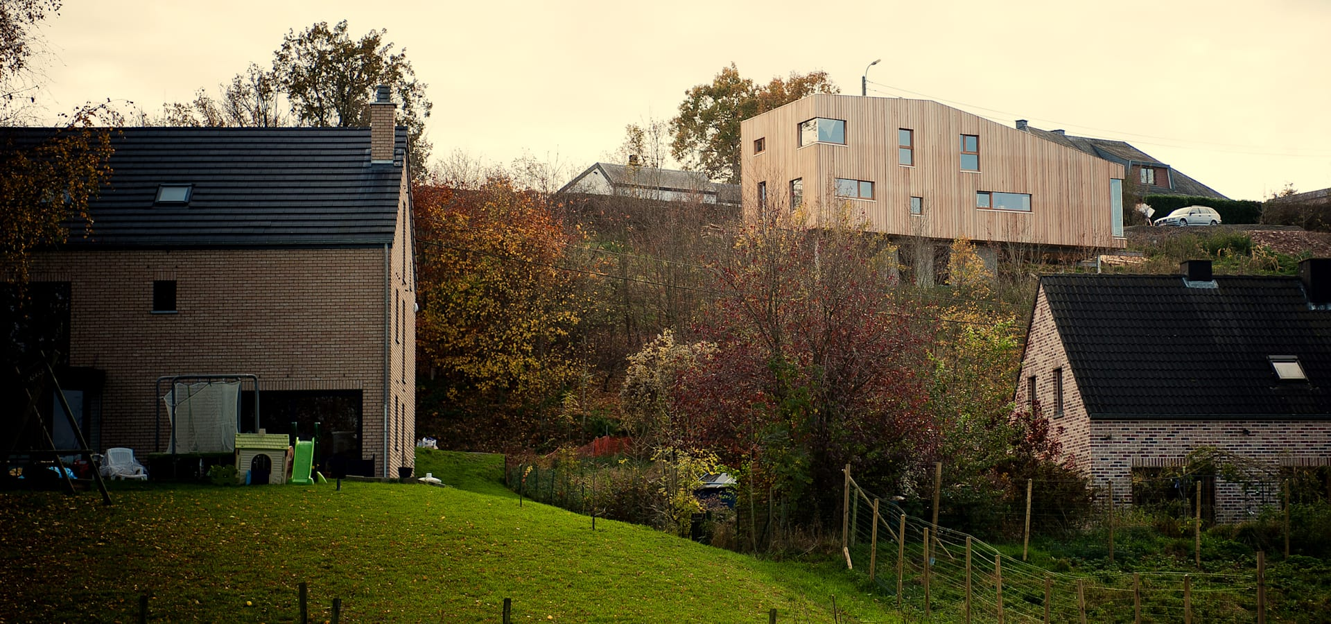 Atelier Architecture Daniel Delgoffe