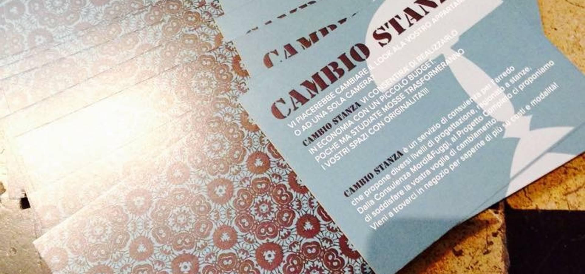 CAMBIO STANZA