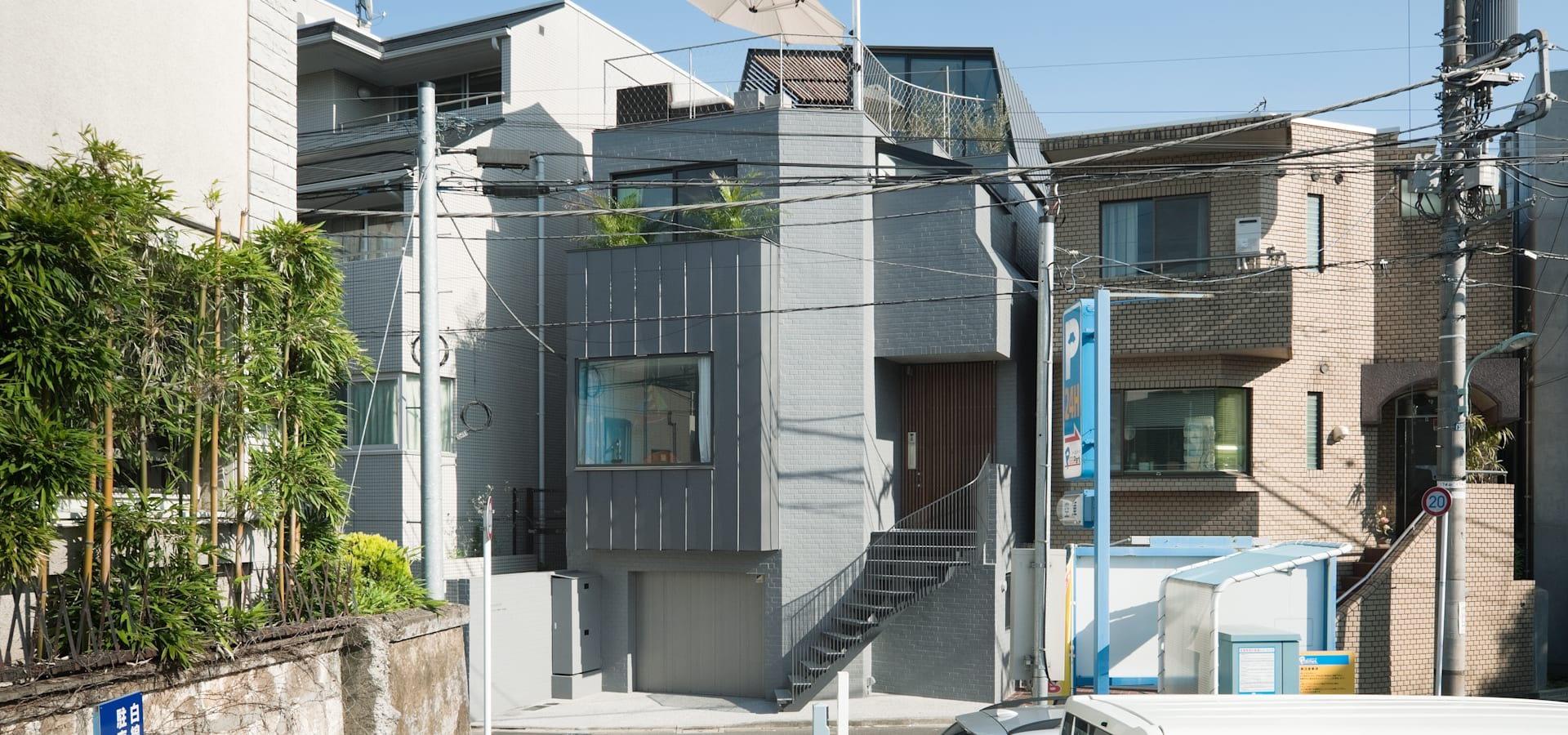 Keiji Ashizawa Design / 株式会社芦沢啓治建築設計事務所