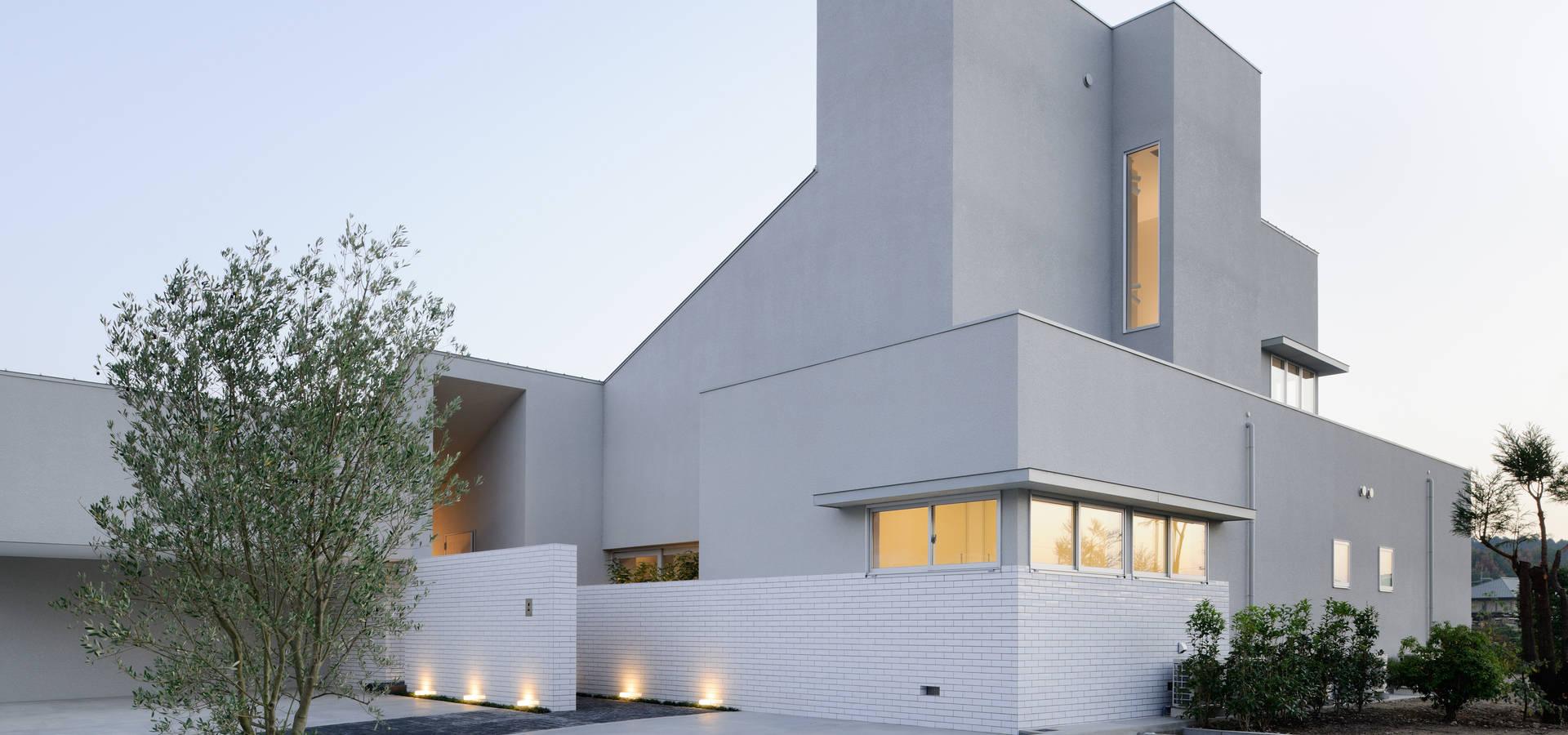 House of Representation von Form / Koichi Kimura Architects ...