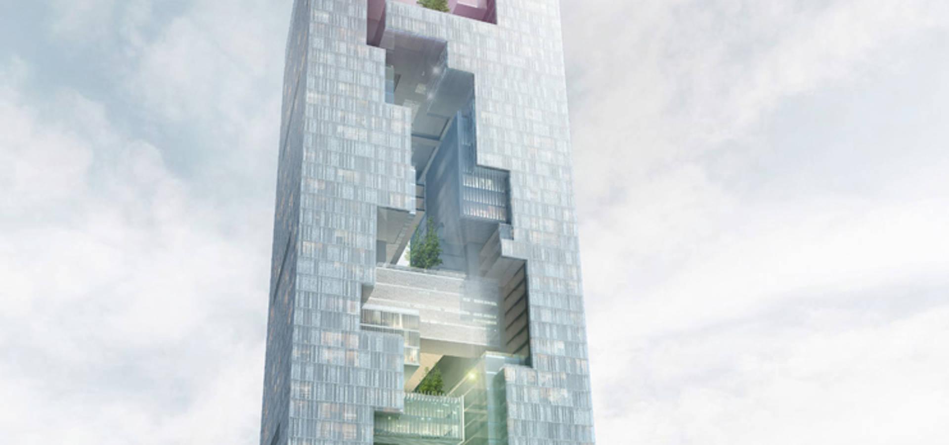 atelier blur / georges hung architecte d.p.l.g.