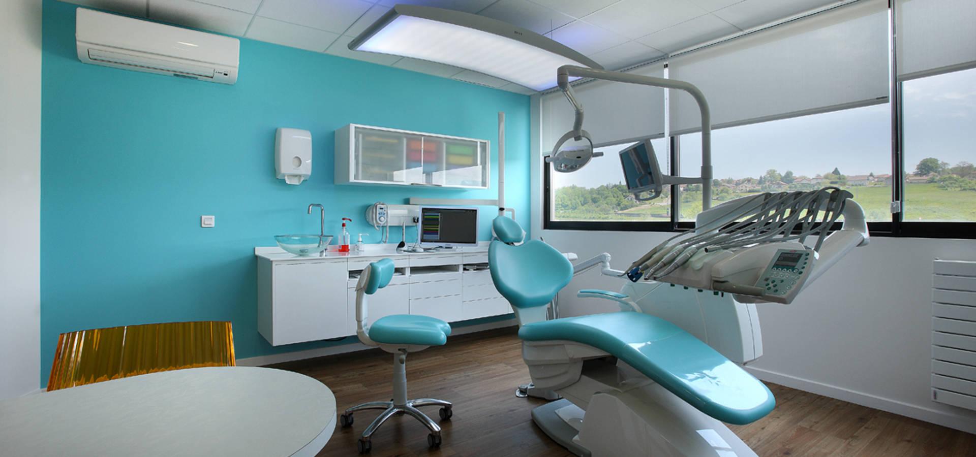 Conception D Un Cabinet Dentaire By Copernic Homify
