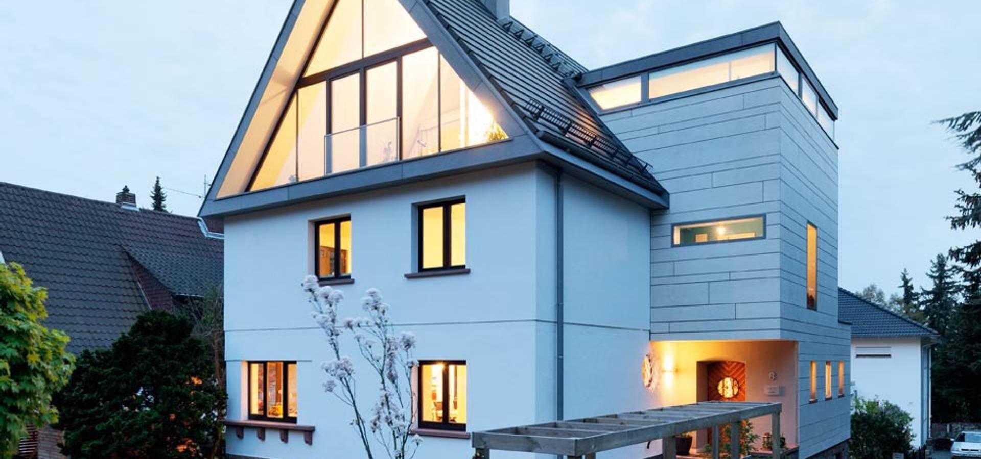claus pretzsch architekten bda bg hanau homify. Black Bedroom Furniture Sets. Home Design Ideas