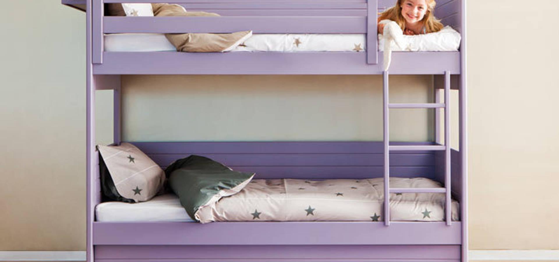 Mobiliario juvenil par sof s camas cruces homify - Sofas camas cruces ...