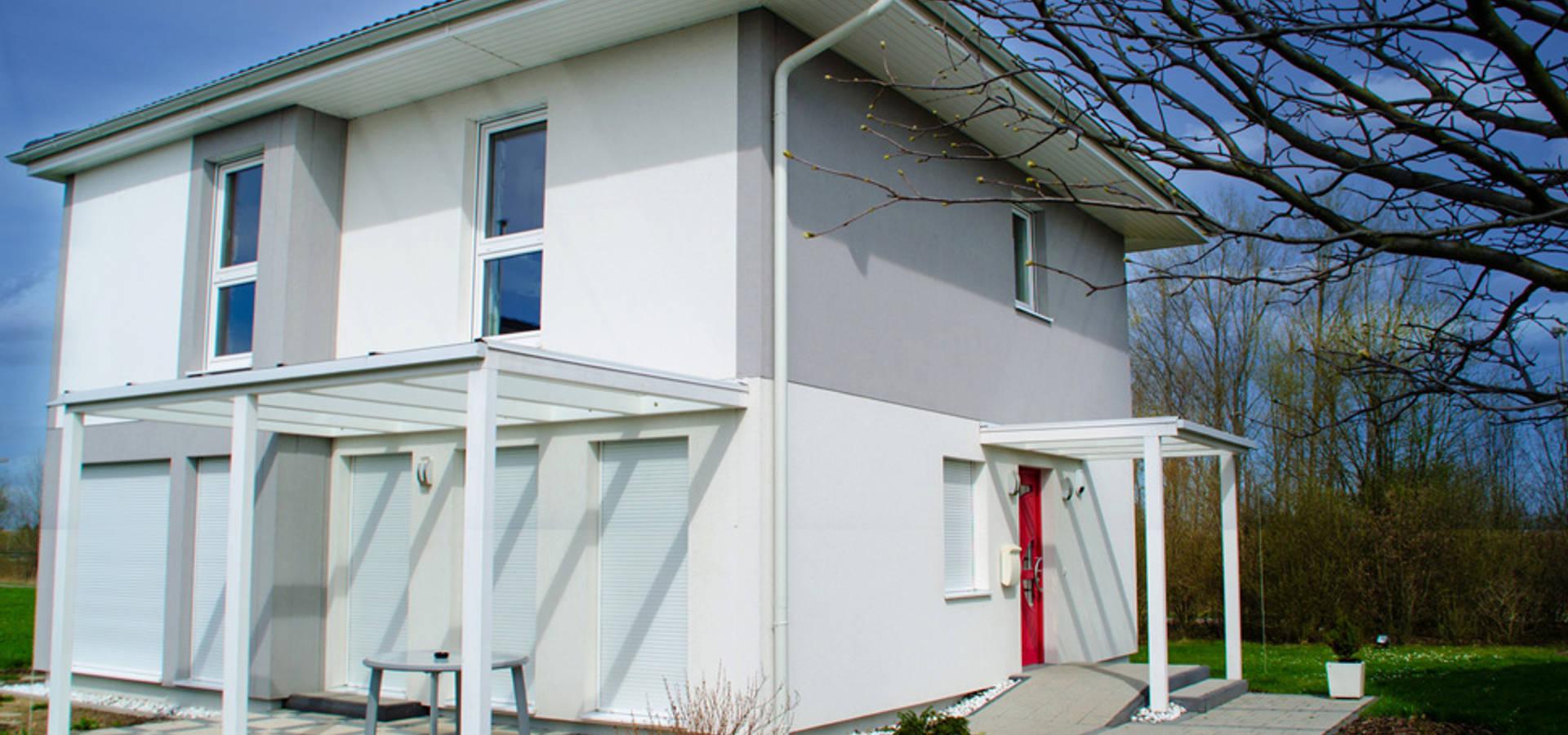 Encon baugesellschaft mbh neubau einfamilienhaus in for Einfamilienhaus falkensee