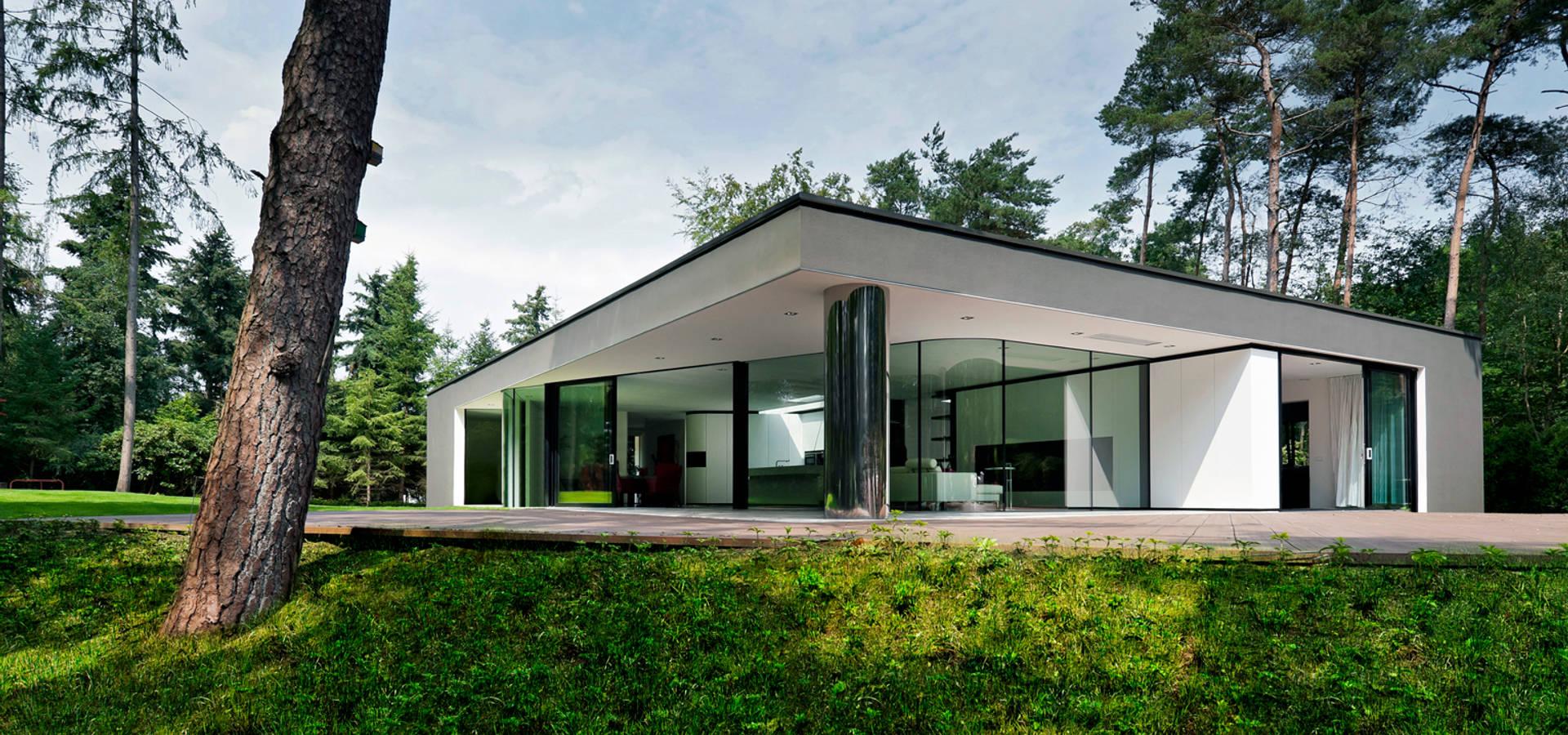 123DV Moderne Villa's