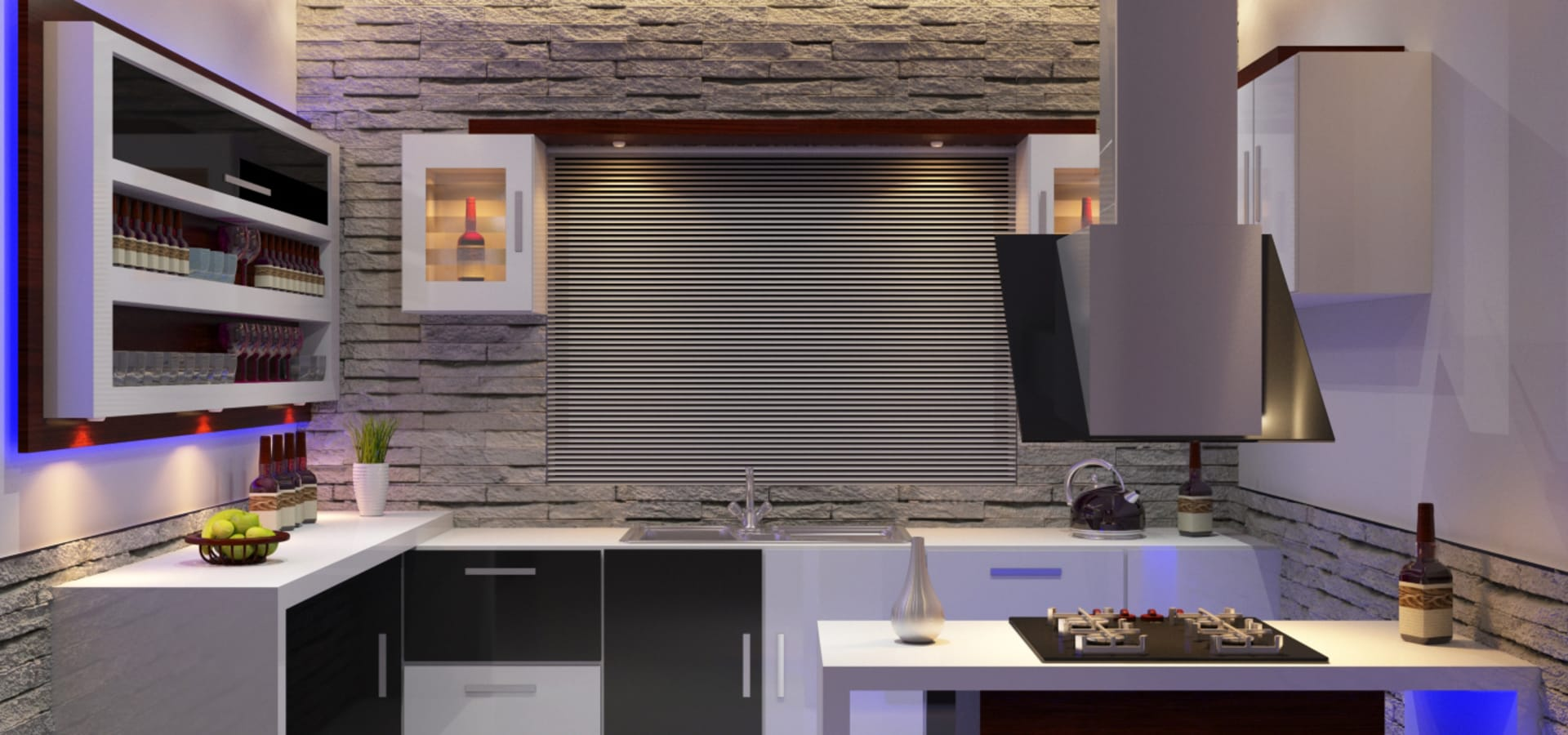 Modular Kitchen von Nimble Interiors | homify
