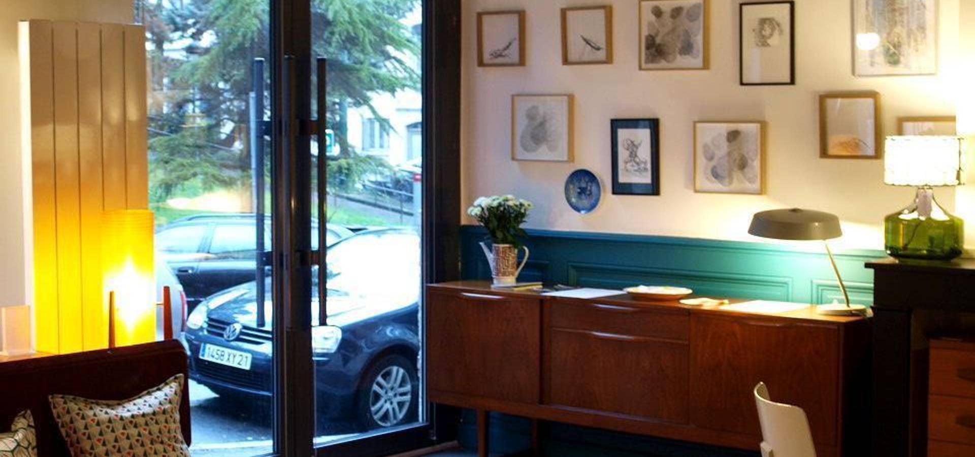 l 39 oeil vintage l il vintage galerie homify. Black Bedroom Furniture Sets. Home Design Ideas