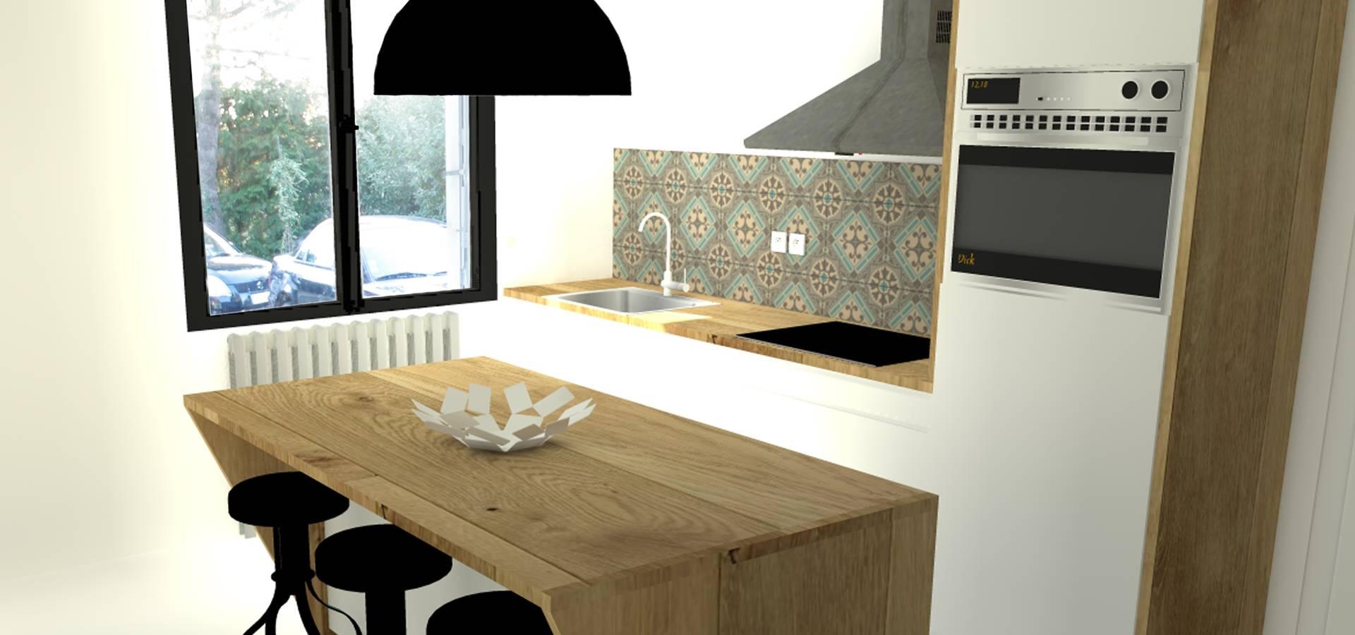 r novation d 39 une maison des ann es 70 di sarah gautreau. Black Bedroom Furniture Sets. Home Design Ideas