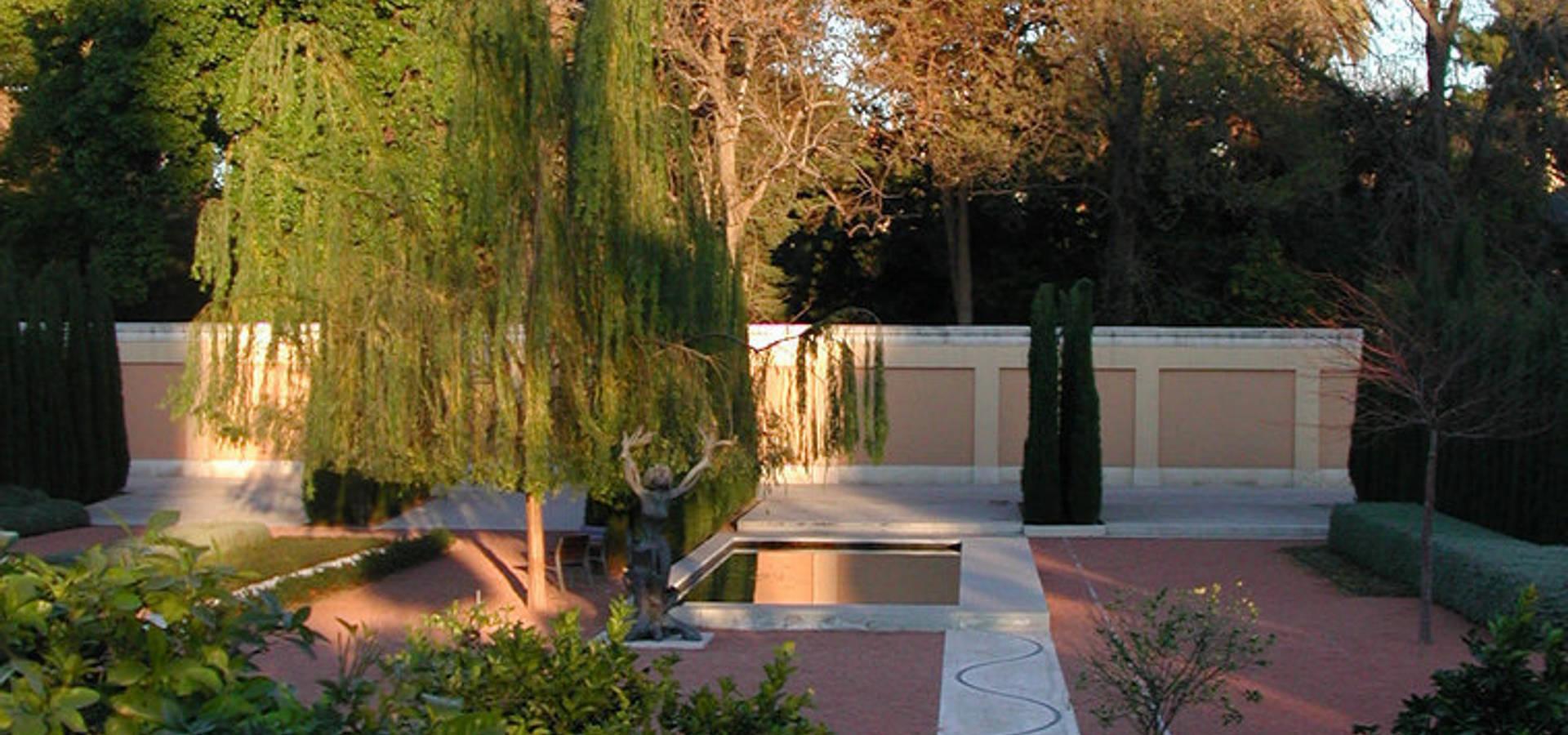 El jard n de los sentidos por vam10 arquitectura y paisaje for Jardin de los sentidos